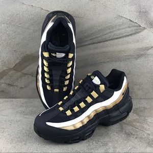 "Nike Air Max 95 OG ""Black Gold"" NWOB"
